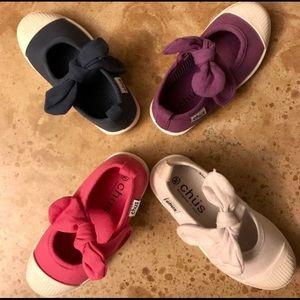 Chus Athena White shoes